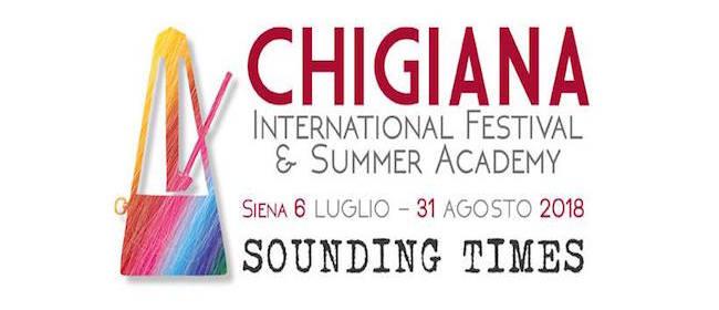 Chigiana Lounge 2018 N°1 – 10 Luglio